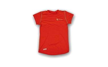 Sensor Coolmax Fresh K's t-Shirt Red, červená, 140