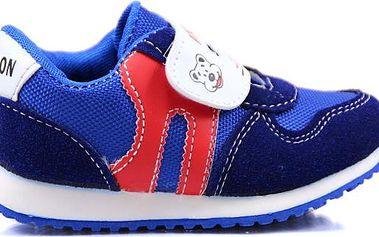 Dětské botasky 902BL