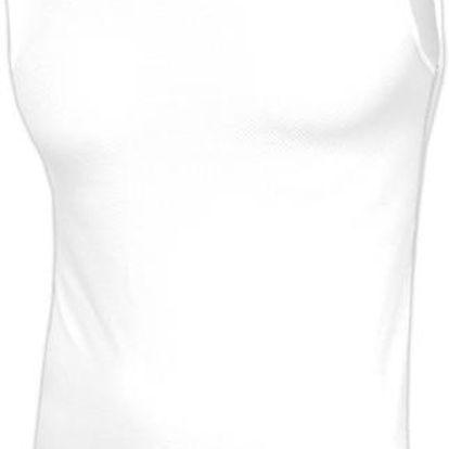 Sensor Coolmax Scampolo White, bílá, XL