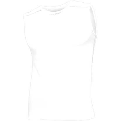 Sensor Coolmax Scampolo White, bílá, M