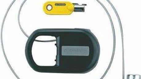 MicroSaver zatažitelný notebookový zámek s klíčkem Kensington