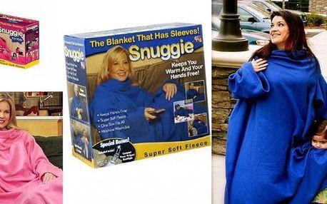 TV deka Snuggie s rukávy