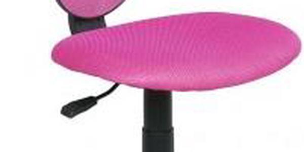 Spike dětská židle (růžová)