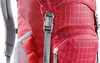 DEUTER Junior červený dětský batoh
