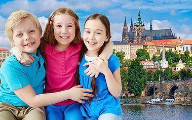 Procházka Prahou pro děti nebo Pražský hrad pro malé nožky