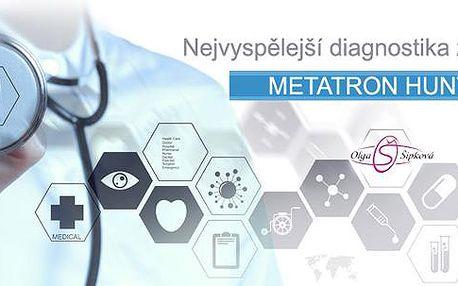 Nejvyspělejší diagnostika zdravotního stavu vč. 3D skenování. Odhalí viry i parazity! Pro velký zájem opakujeme!