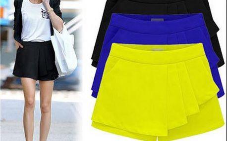 Rafinované dámské šortky!