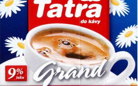 Tatra Tatra Grand zahuštené neslazené plnotučné mléko 200g