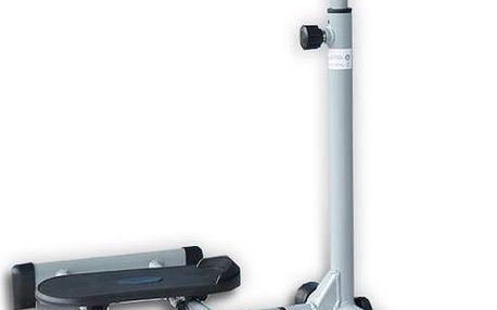MASTER Leg Trainer stříbrný stepper