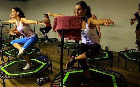 Lekce atraktivního fitness cvičení Jumping®