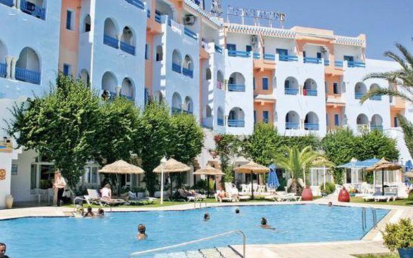 Tunisko - Last minute: Hotel Le-Khalife na 8 dní v termínu 03.10.2015 jen za 7490 Kč.