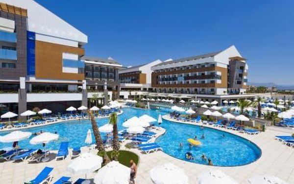 Turecko, oblast Turecká Riviéra, doprava letecky, all Inclusive, ubytování v 5* hotelu na 6 dní