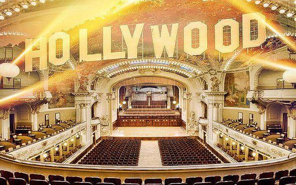 To nejlepší z hollywoodské filmové hudby v podání symfonického orchestru v Praze