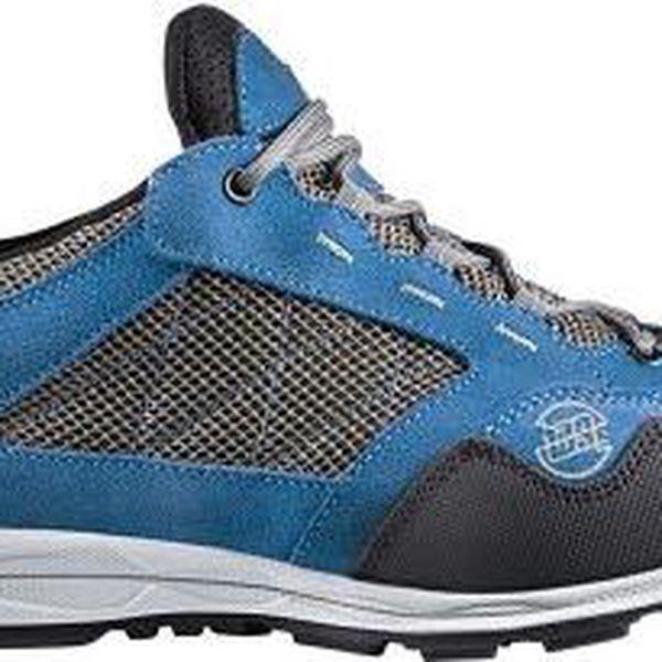 Pánské boty Hanwag Vidago Low GTX UN blue 10.5 UK