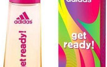 Adidas Get Ready! For Her - toaletní voda s rozprašovačem 30 ml