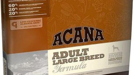 kompletní a vyvážené krmivo pro psy Acana Adult Large Breed 18 kg