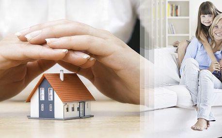 Sleva na pojištění majetku a odpovědnosti ve spolupráci s Maxima pojišťovnou, a.s.