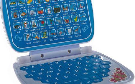 Dětský počítač MINI Šikulka modrý