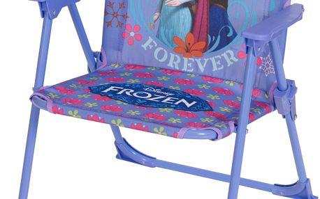 Dětská skládací židle Frozen