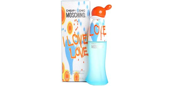 Moschino I Love Love 4,9ml EDT W