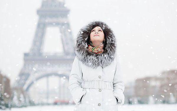 4denní zájezd do vánoční Paříže pro 1 s návštěvou Versailles, adventních trhů a ubytováním