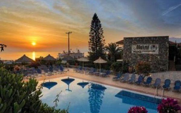 Řecko, oblast Kréta, doprava letecky, bez stravy, ubytování v 3* hotelu na 8 dní