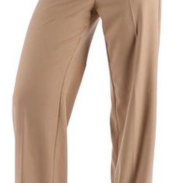 Dámské společenské kalhoty Mango