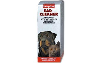 Beaphar ušní kapky Ear Cleaner 50 ml