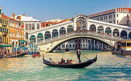 Poznávací zájezd do Itálie: Benátky – Verona – Lago Di Garda