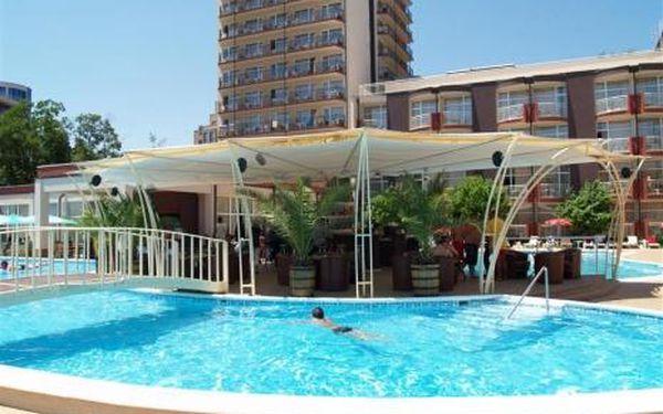 Bulharsko, oblast Slunečné Pobřeží, doprava letecky, all Inclusive, ubytování v 3,5* hotelu na 8 dní