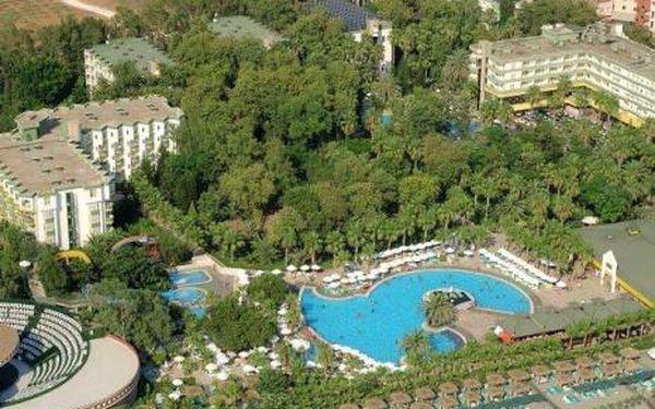 Turecko, oblast Alanya, doprava letecky, all Inclusive, ubytování v 5* hotelu na 6 dní