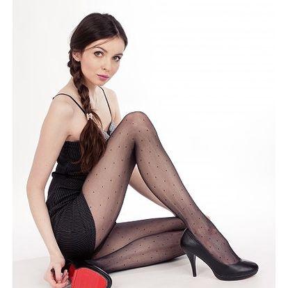 Vzorované punčochové kalhoty II - zahřejí a vyčarují Vám sexy nožky - VÝPRODEJ!