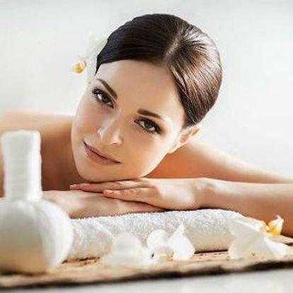Úžasná relaxační masáž s prvky Orientu: 60 minut