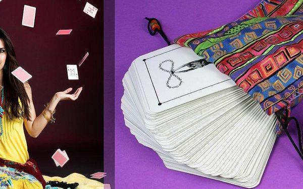 Velký výklad karet na jeden rok, který má na každý měsíc svou kartu, která ukáže, co Vás čeká.