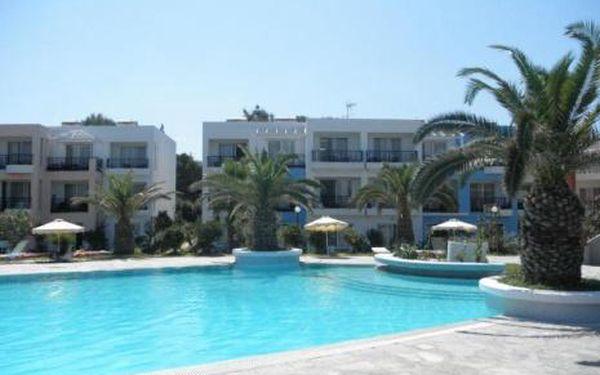 Řecko, oblast Kos, doprava letecky, polopenze, ubytování v 3* hotelu na 8 dní