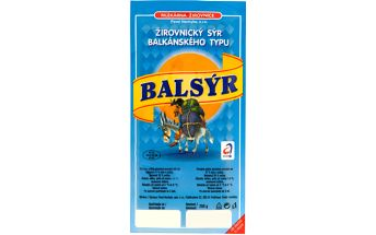 Balsýr Balsýr Sýr balkánského typu 200g