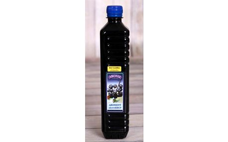 AWA superfoods skoroSIRUP z arónie 600ml
