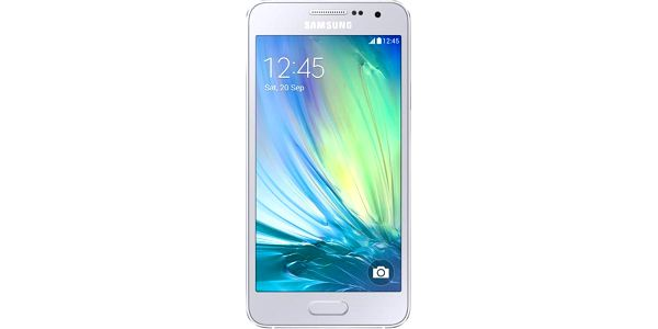 Samsung A300 Galaxy A3 Silver (SM-A300FZSUETL)