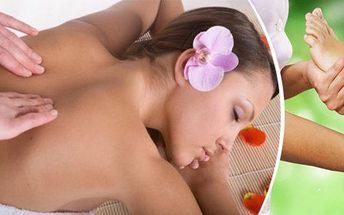 Zdravotně rehabilitační masáž v délce 60 minut