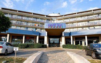 Pobyt v lázeňském komplexu hotelu Park Inn Sárvár
