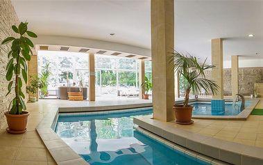 Pobyt pro dva na tři dny v Hévízi s neomezeným wellness a polopenzí - CE QUELLE Hotel***