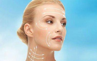 Manuální lifting obličeje - nejlepší alternativa za botox