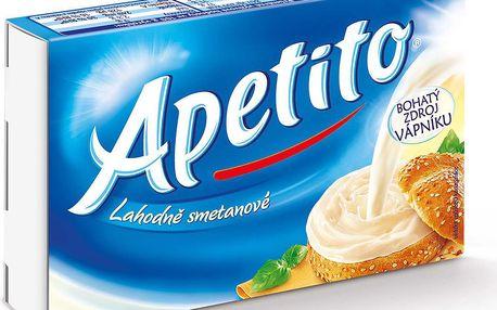 Apetito Apetito Lahodně smetanové tavený sýr 100g