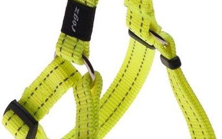 ROGZ UTILITY postroj M Snake Step-in žlutý