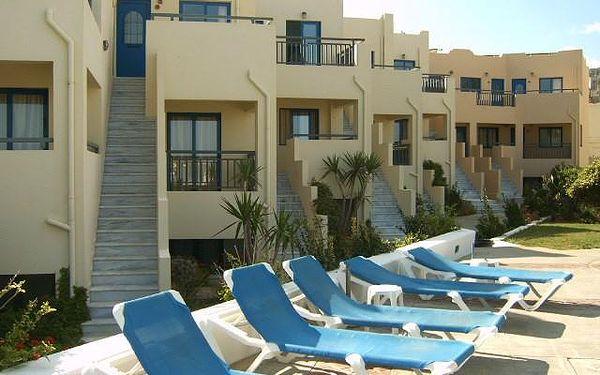 Blue Sky Beach, Řecko, Kréta, 8 dní, Letecky, All inclusive, Alespoň 3 ★★★, sleva 10 %, bonus (Levné parkování na letišti: 8 dní 499,- | 12 dní 749,- | 16 dní 899,- )