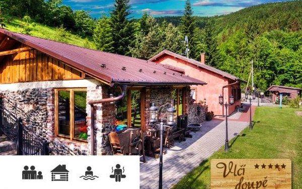 Luxusní chata v Beskydech na 5 dnů