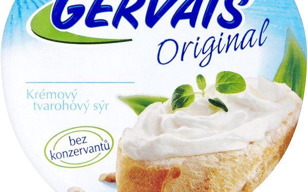 Gervais Gervais Original krémový tvarohový sýr 80g