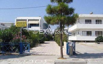 Řecko - Last minute: Studio I Apartmán Steves na 8 dní v termínu 15.09.2015 jen za 6590 Kč.