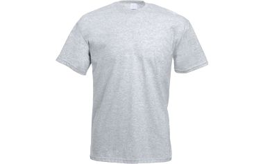 Pánské tričko s krátkým rukávem BlackSpade Tender Cotton šedé - M