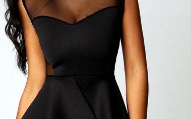 Dámské šaty B-Fashion, černé